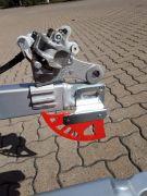 Protetor Disco Traseiro Amx Alumínio Honda Crf 250f
