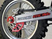 Protetor Disco Traseiro Corona Integral Alumínio Crf 250f