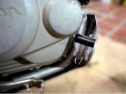 Protetor Motor Cárter Crf 230 Aço Inox X cell Crf230