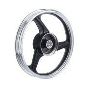 Roda Aluminio Traseira Temco Centauro Preto Biz 125