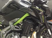 Slider Dianteiro Anker Kawasaki Z900 Alumínio Anodizado