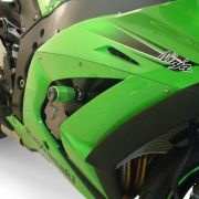 Slider Dianteiro Anker Kawasaki Zx 10R 2011 a 2020 Alumínio Anodizado