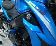 Slider Dianteiro Anker Suzuki GSX-S1000A 2016 a 2020 Alumínio Anodizado