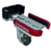 Suporte Celular De Guidão Corona Reforçado Alumínio Com Regulagem Suporte 28mm