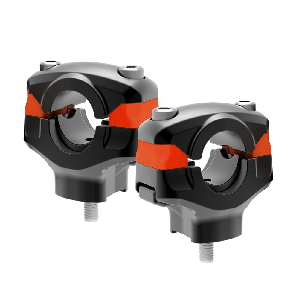 Adaptador Guidão Okta Shock 28mm Ktm Sherco Beta Husqvarna