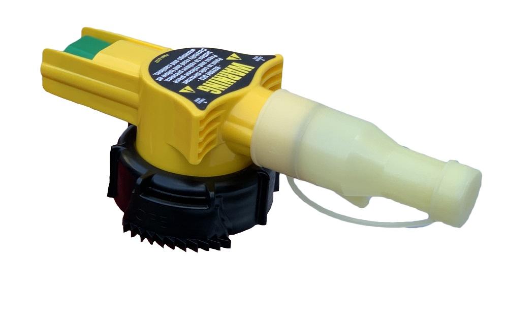 Bico Lupus Galão Combustível No-Spill 5/10/20 Litros