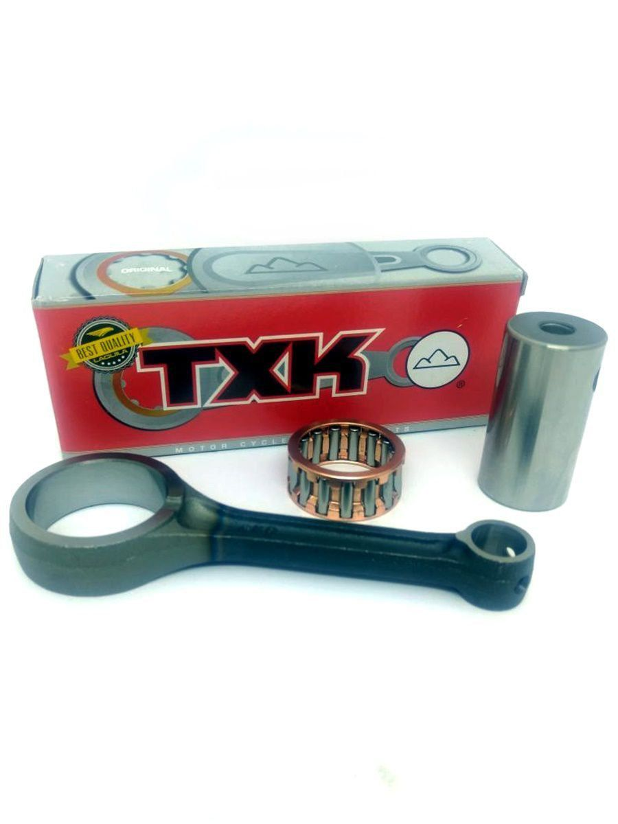 Biela Completa Txk Cg 125 2002 A 2008 Bros 125 03 A 05