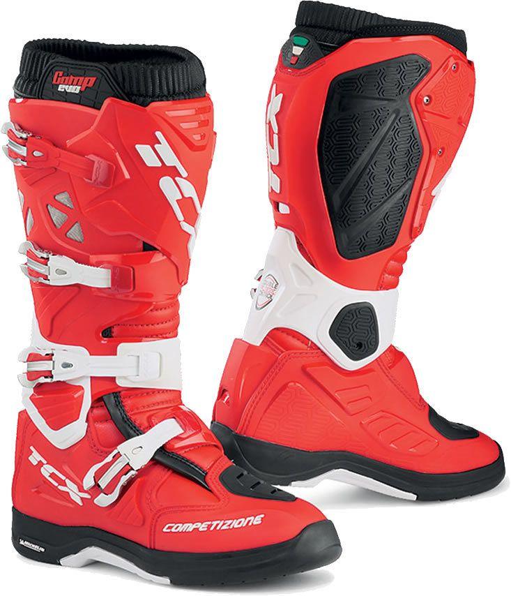 Bota Tcx Evo Michelin Trilha Motocross