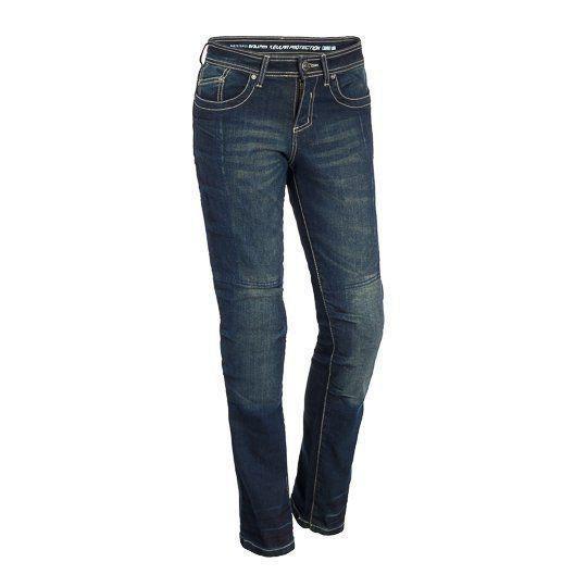 Calca Jeans Texx Feminina Reforco Em Dupont Kevlar Carmin Lady