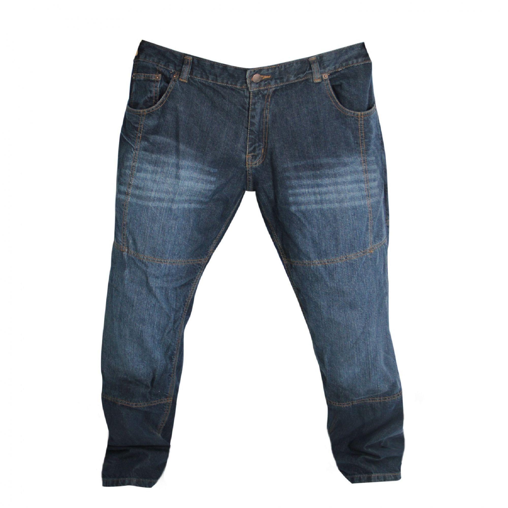 Calca Jeans Texx Com Reforco Em Dupont Kevlar Evolution