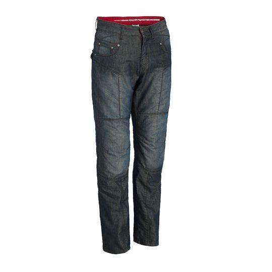 Calca Jeans Texx Com Reforco Em Dupont Kevlar Roadsign