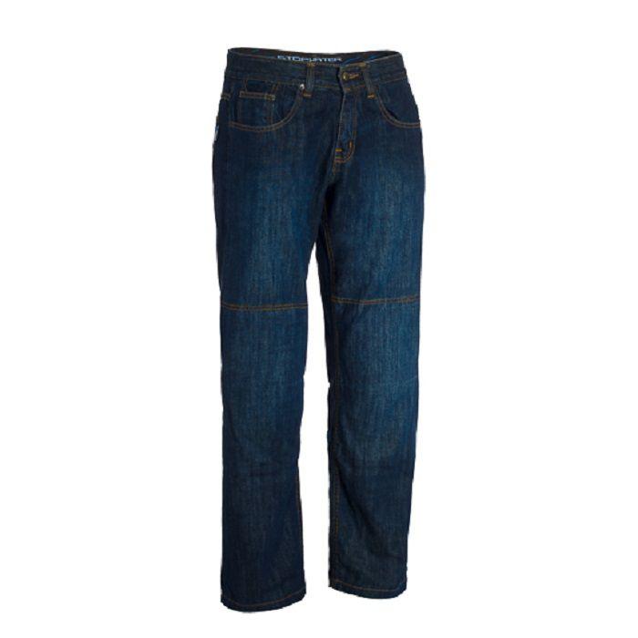 Calca Jeans Texx Stopwater 100% Impermeável Com Proteções