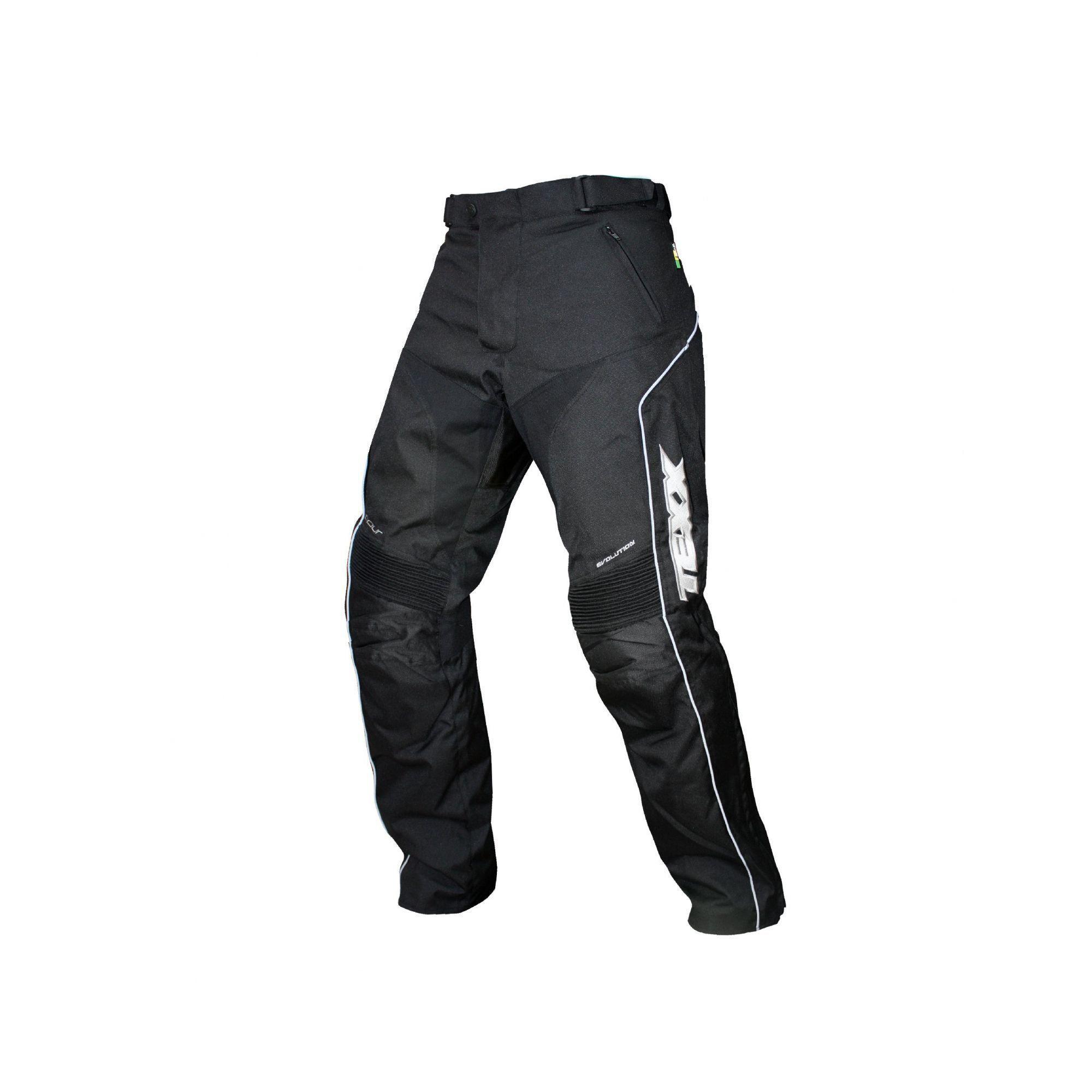 Calça Texx Tour Motoqueiro Com Proteção Impermeável
