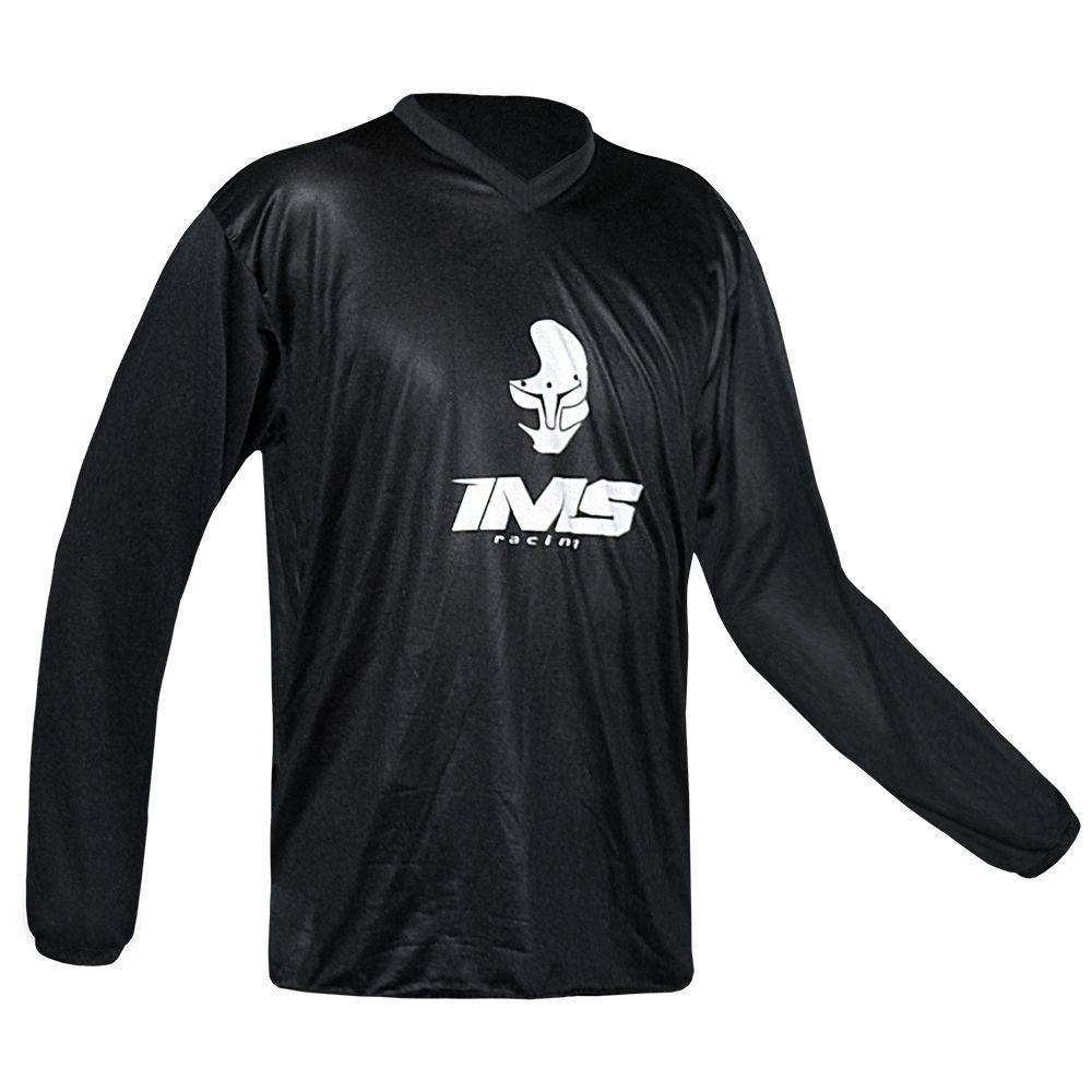 Camisa Ims Mx Preto Motocross Trilha