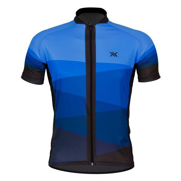 Camisa Mattos Racing Bike 2 Azul Ciclismo