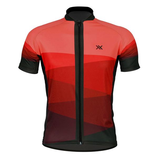 Camisa Mattos Racing Bike 2 Vermelho Ciclismo