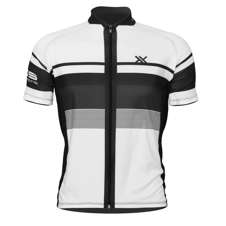 Camisa Mattos Racing Track 2 Branco Bike Ciclismo