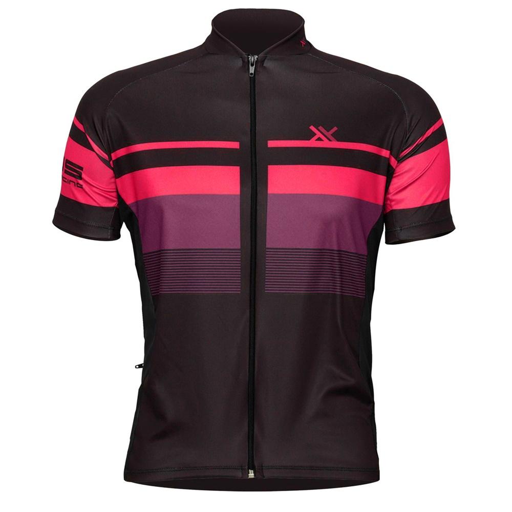 Camisa Mattos Racing Track 2 Feminino Rosa Bike Ciclismo