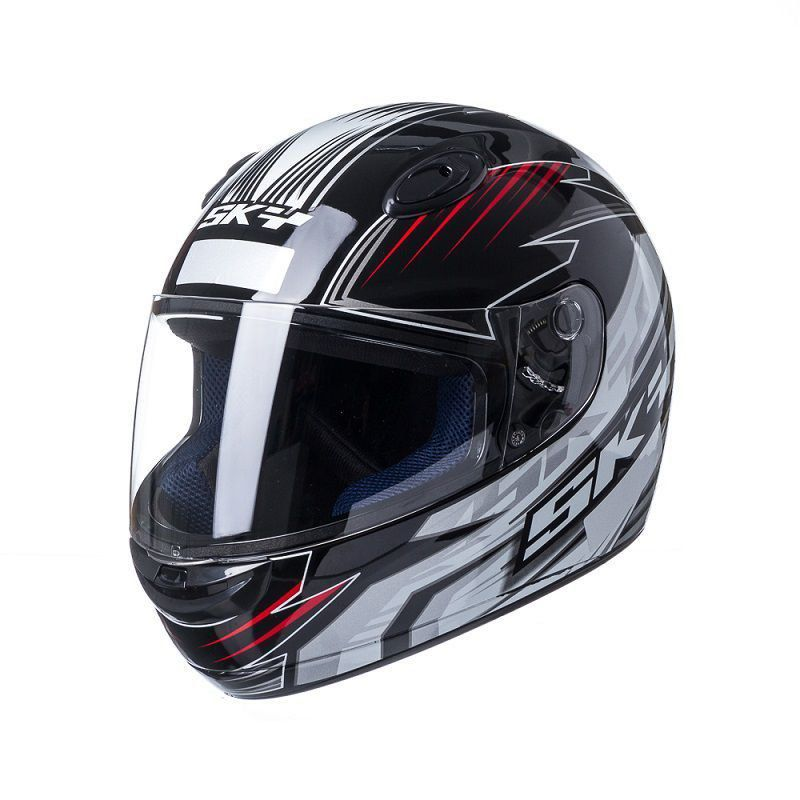 Capacete Motosky Collection Sky Blade Com Viseira Anti Risco