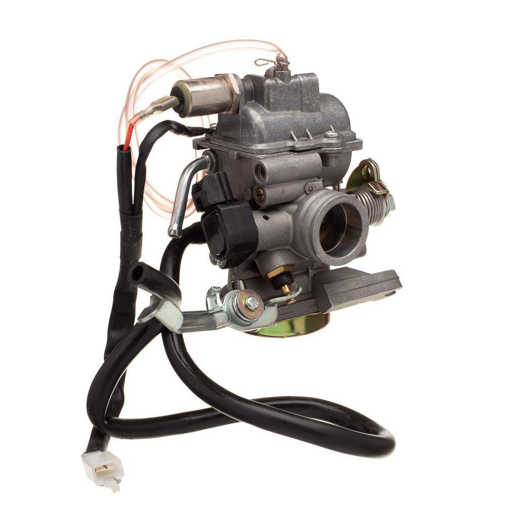 Carburador Completo Gp Ybr 125 09 A 10