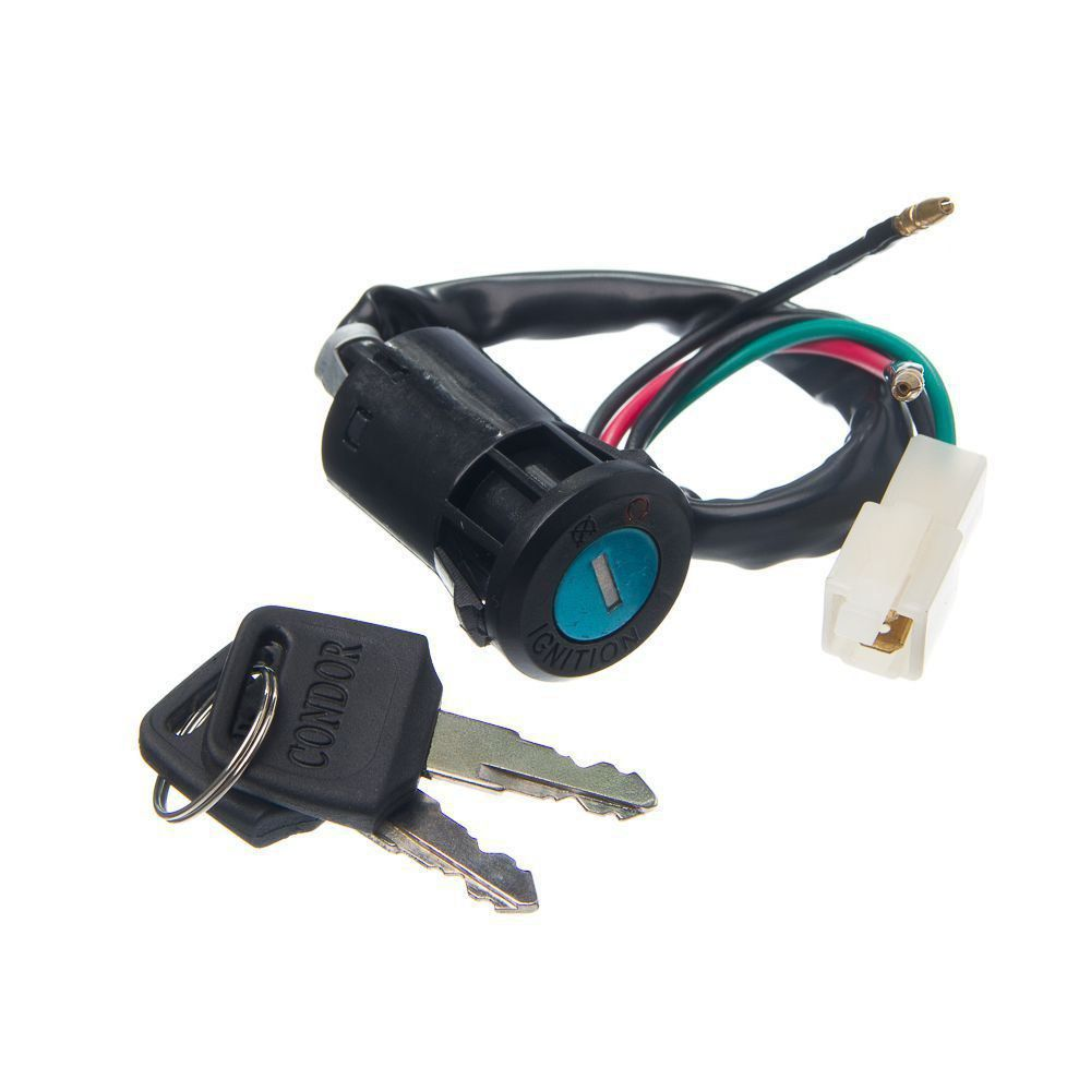 Chave Ignicao Condor Xlr 125 /97
