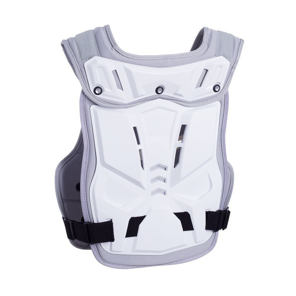 Colete Cross Texx Evolution Shield Branco L/Xl