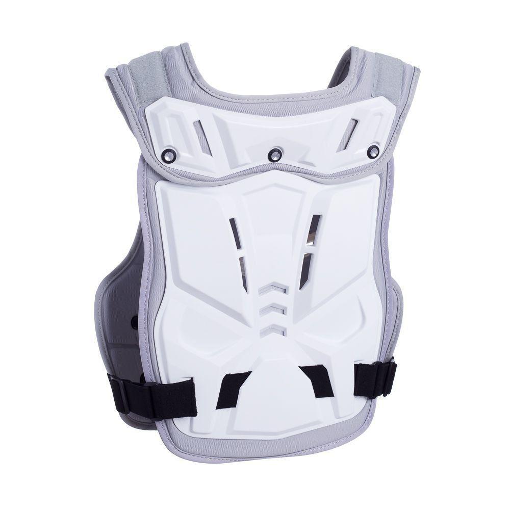 Colete Cross Texx Evolution Shield Branco L/Xl