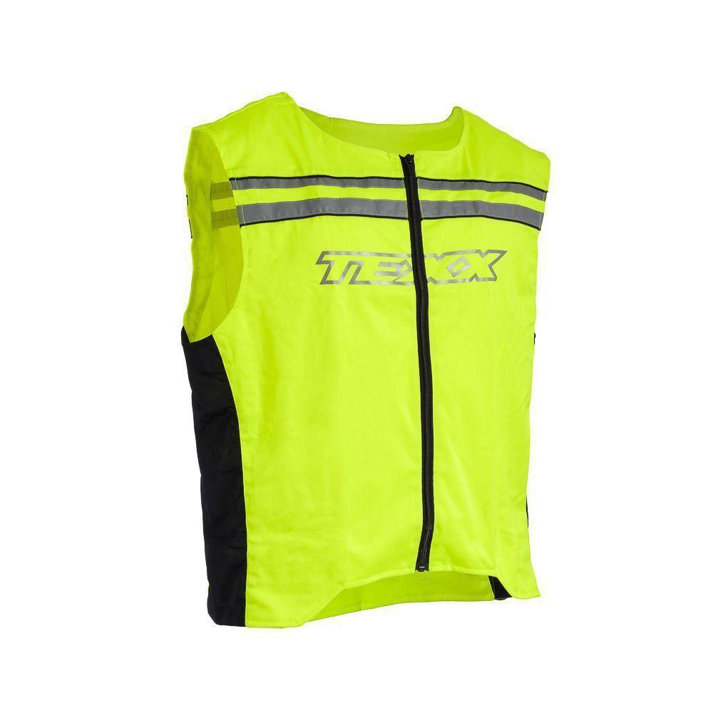 Colete Refletivo Texx Shine Vest S