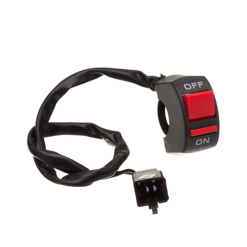 Conjunto Interruptor Emergencia Condor Bros 125 Ks Bros 150 Ks