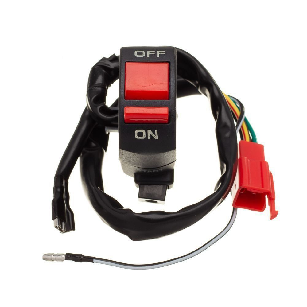 Conjunto Interruptor Emergencia E Partida Condor Xr 200
