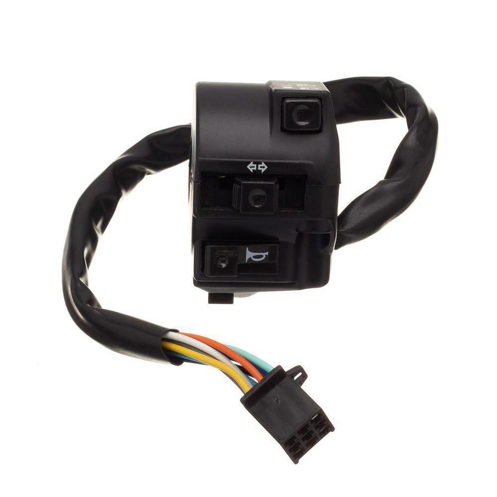 Conjunto Interruptor Luz Condor L.Esquerdo Bros 125 Ks 2013...