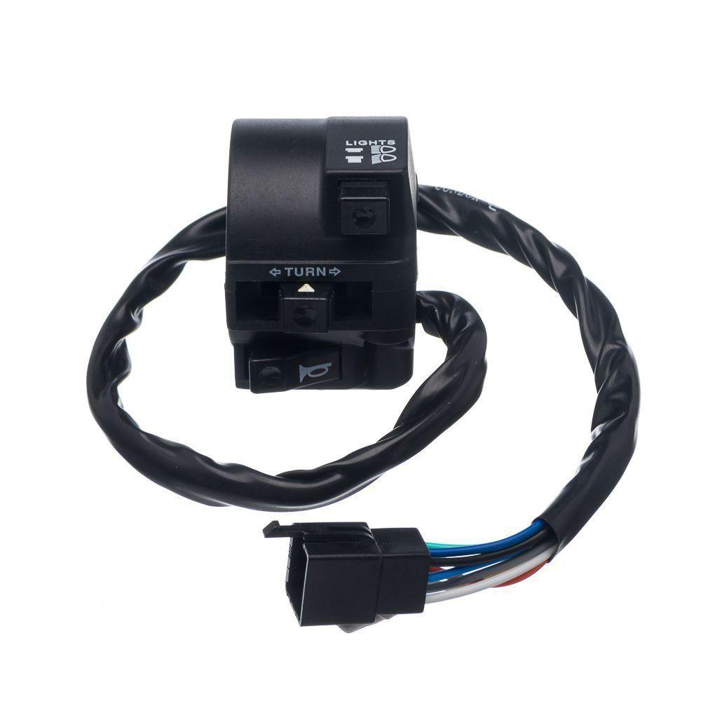 Conjunto Interruptor Luz Condor Esquerdo Bros 150 06 A 08 Ks