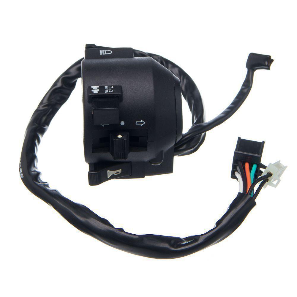 Conjunto Interruptor Luz Condor Lado Esquerdo Cb 300R