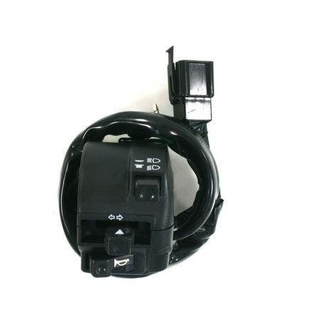 Conjunto Interruptor Luz Condor Esquerdo Cg 150 09 A 13 Ks/Es/Esd/Ex