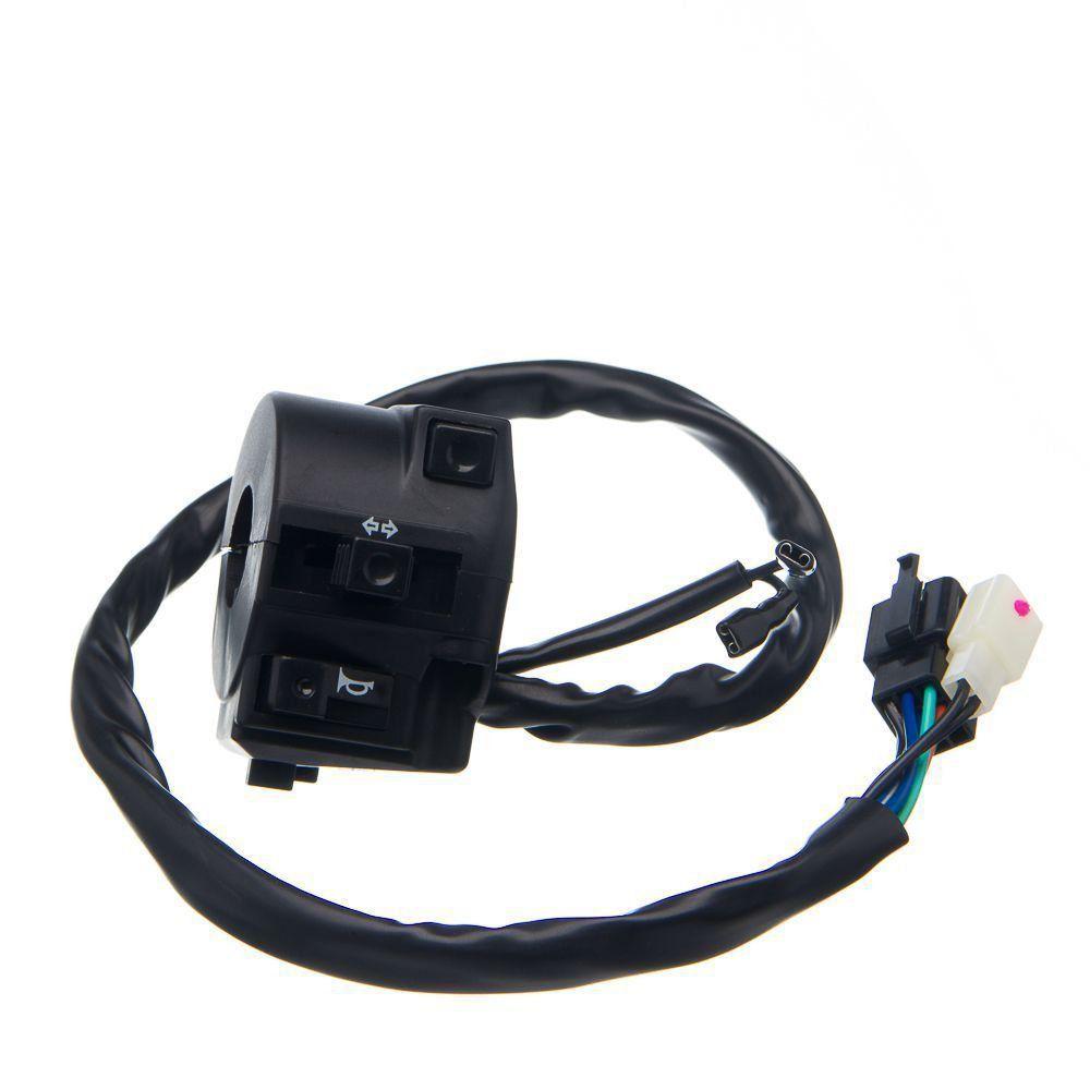 Conjunto Interruptor Luz Condor Lado Esquerdo Nx 400 2006...