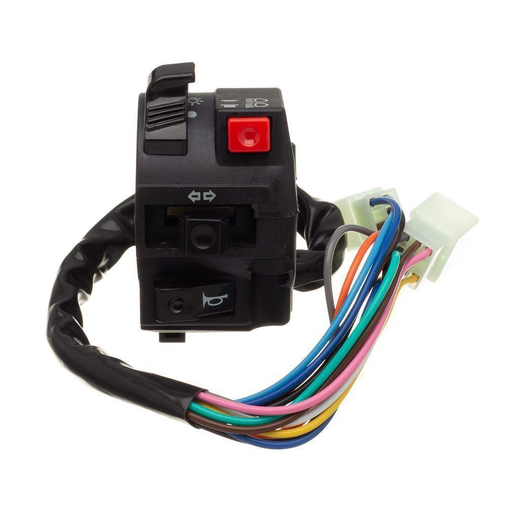 Conjunto Interruptor Luz Condor L.Esquerdo Xlr 125 Ks 97 A 02