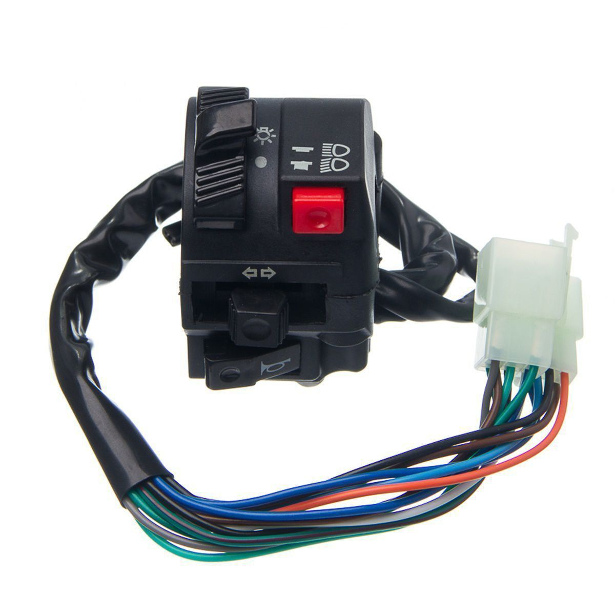 Conjunto Interruptor Luz Condor L.Esquerdo Xr 200