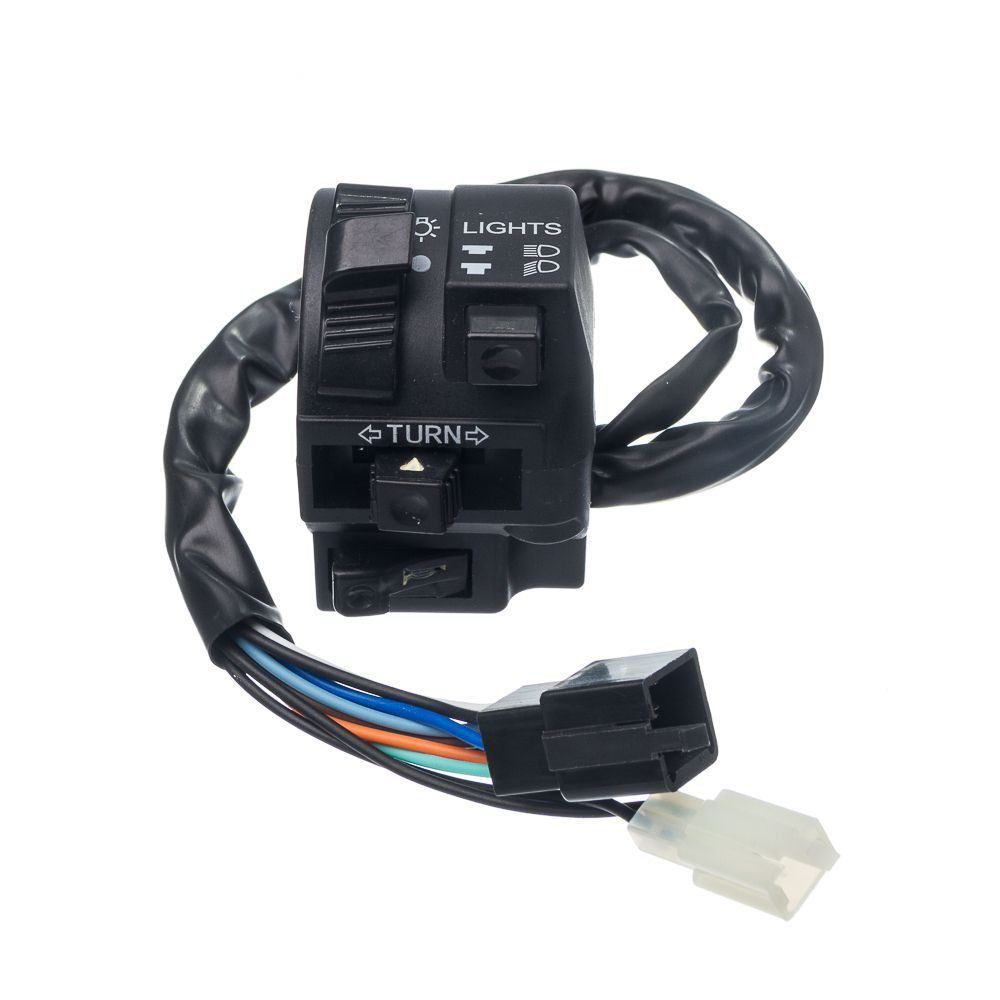 Conjunto Interruptor Luz Condor L.Esquerdo Xr 250 01 A 05