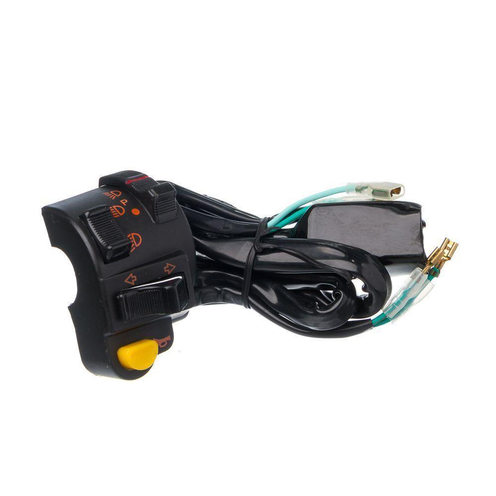Conjunto Interruptor Luz Keisi L.Esquerdo Nx 150