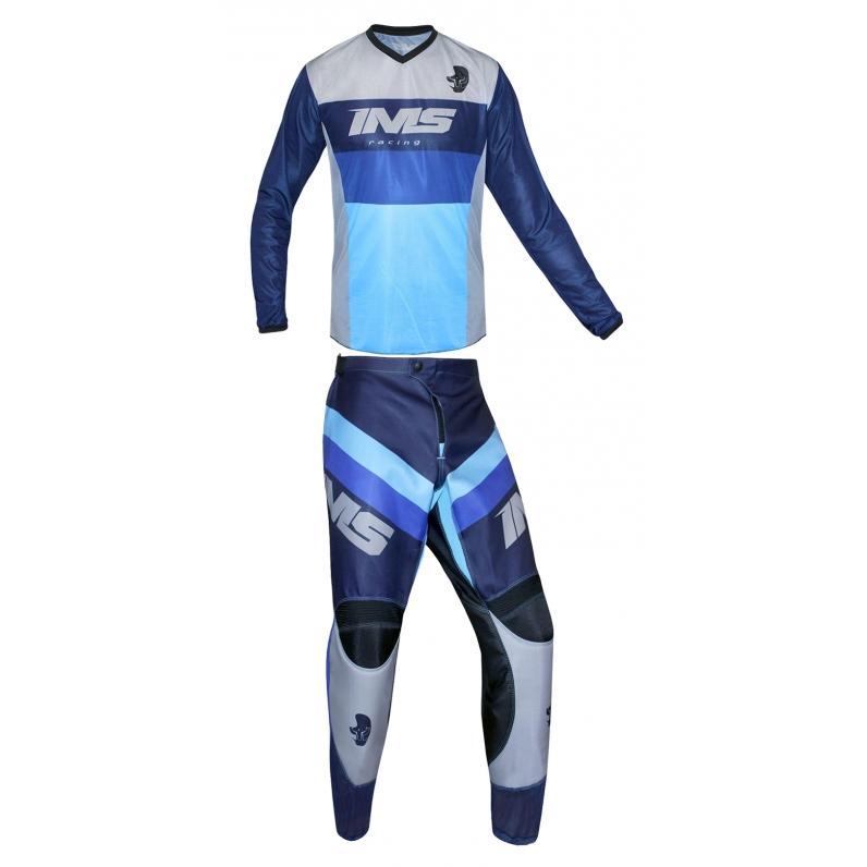 Conjunto Roupa Ims Concept Calça Camisa Tamanho Grande