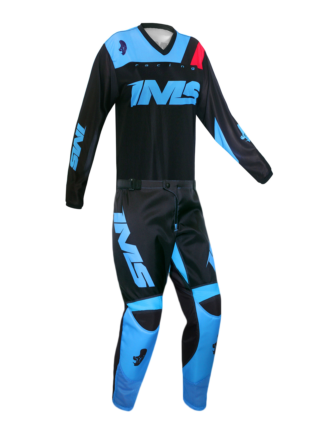 Conjunto Roupa Ims Malibu Camisa Calça Trilha Motocross