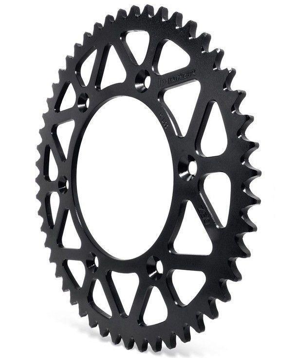 Coroa Aço Biker Ktm Husqvarna Husaberg Mxf 48 49 50 51 52 Dentes