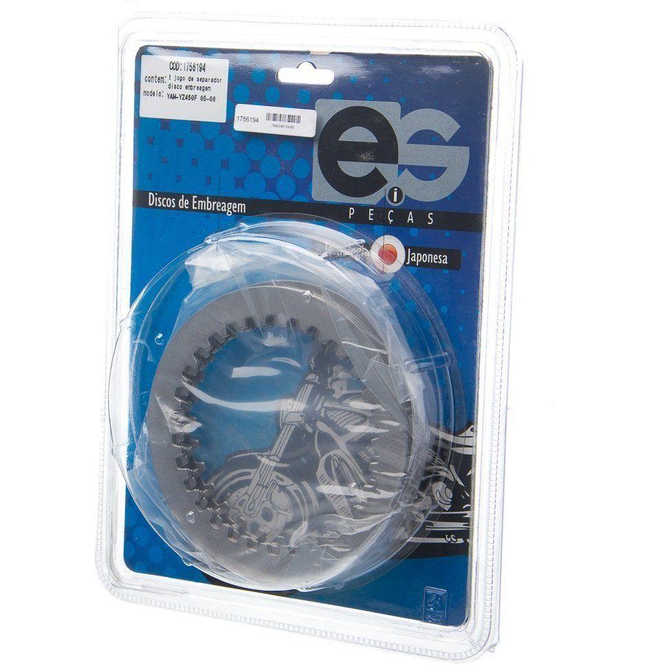 Discos Separadores Embreagem Eis Jogo Yam-Yz450F 05-06