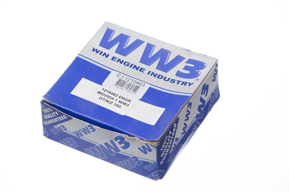 Engrenagem Movida 1 Ww3 Dt/Dtn/Dtz 180