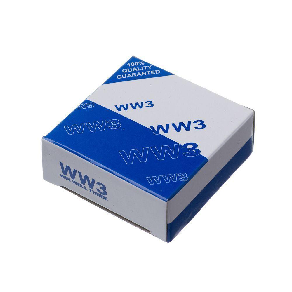 Engrenagem Velocimetro Kit(C/Pinhao & Motriz Aco) Ww3 Bros 150 Esd