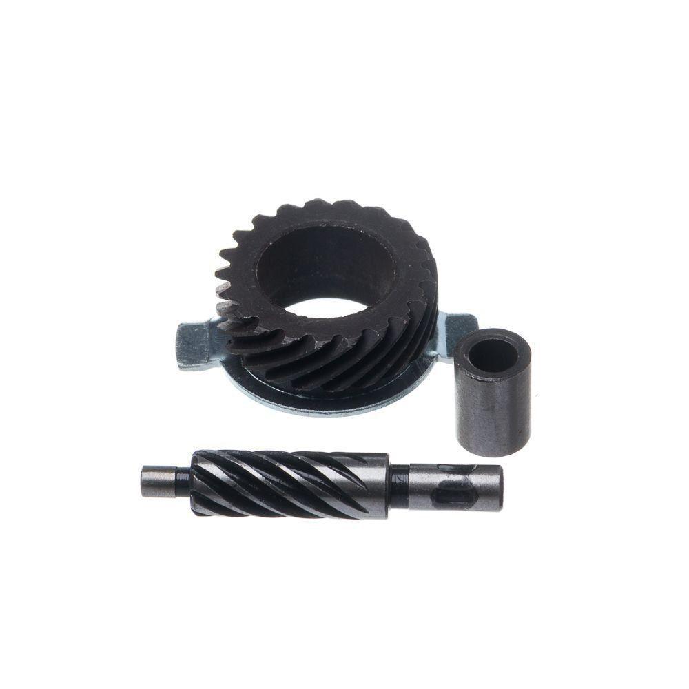 Engrenagem Velocimetro Ww3 Cg 150 Ks Es Kit Com Pinhao E Motriz Aco