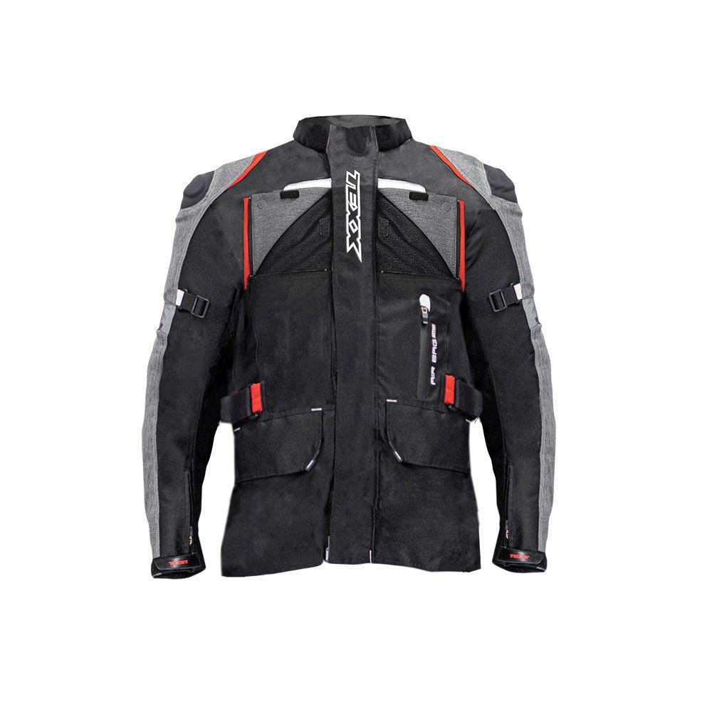 Jaqueta Texx Armor Masculina Airbag Edition Motoqueiro