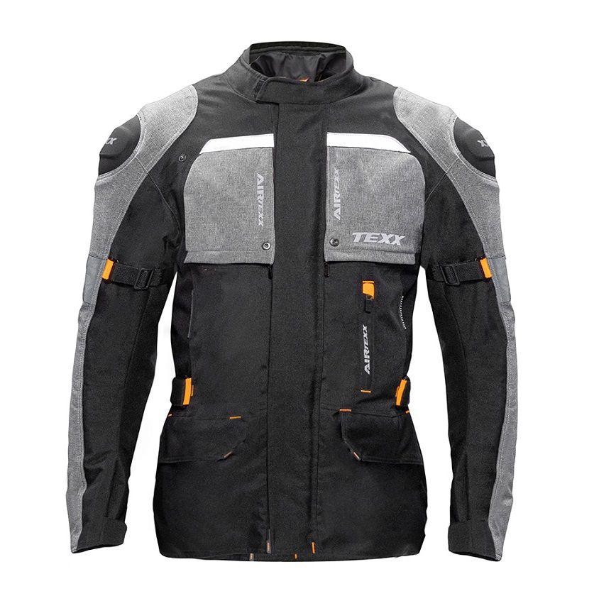 Jaqueta Texx Armor Masculina Motoqueiro