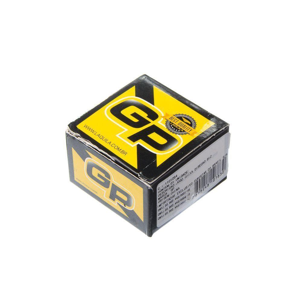 Jogo Caixa Direcao Gp (C/ Colar Esfera) Biz 100/125 - Dream - Pop - Web100