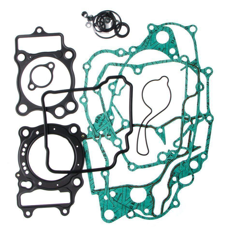 Juntas Kit Completo Eis Honda Crf 150 2007 Em Diante